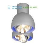 PSM Lighting 1812.1M.A matt white, накладной светильник