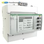 METSEPM3255 Измеритель мощности напряжения и тока на дин рейку с выходом RS485 Schneider Electric