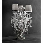 Masiero Luxury Aqaba Aqaba/TL3 Asfour crystal, Настольная лампа