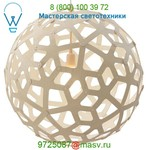 Coral Pendant - White David Trubridge Design