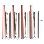 Комплект для заземления ВЛ 0,4-10 кВ без подъема на опору КШЗ-(0,4-10)Д