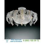 Потолочный светильник 1009/55 Cristallo/Oro Vetri Lamp