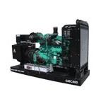 Дизель-генераторная установка GMJ130 открытого исполнения