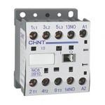 Контактор NC6-0910 9А 230В 50Гц 1НО  (CHINT)