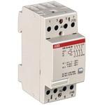 Модульный контактор ESB-24-04 (24А AC1) катушка 220В АС/DC | SSTGHE3291202R0006 | ABB