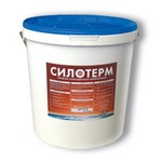 Двухкомпонентный силиконовый огнезащитный герметик «СИЛОТЕРМ ЭП-120»