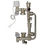 Насосно-смесительный узел VALTEC COMBI.S для водяных теплых полов / VT.COMBI.S.180