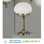 Настольная лампа LA 4-478 Patina/329 opal glanzend Orion