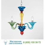 Люстра 1191/3M Multicolor Vetri Lamp