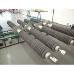 Полимерные изоляторы проходные типа ИППУ 10, ИППУ 20, ИППУ 35