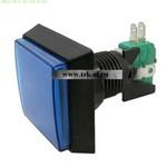 Кнопки для игровых автоматов GMSI-2B-S on-off blue (от 100 шт.)