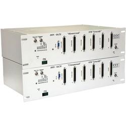 «ИКМ-6А/30», мультиплексор абонентского выноса, 30 абонентских каналов по одной паре, линейный код TC-PAM16, включение в АТС по аналоговым линиям