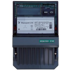 Меркурий 230АRT-00 PQCSIDN 5-7,5А; 3*57,7/100В; 0,5s/1,0 (снят с производства в 2014 году)