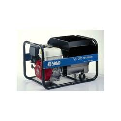 SDMO VX200/4H (5 кВт, 6 кВА) для сварки бензиновый
