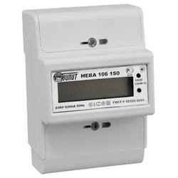 электросчетчик НЕВА 106