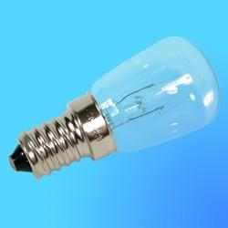Лампа накаливания Е14  15 Вт Comtech T26 для холодильника