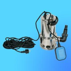 """Насос погружной  """"Дренажник"""" 150/7ФН (мощность 550Вт,  подача 150 л/мин, напор 7 м) фек нержавейка"""
