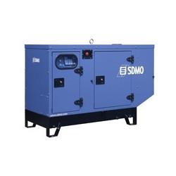 Дизельная однофазная генераторная установка SDMO Pacific I T9KM в кожухе