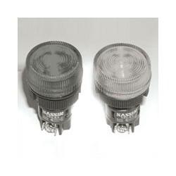 Лампа сигнальная AD 22-22BS/23 красная AC 24V