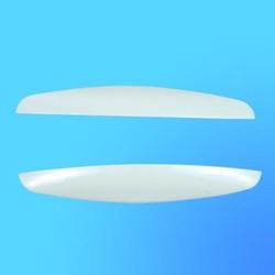 """Вставка """"Zirve"""" серая, боковая 6010115706 (El-Bi)"""