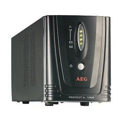 ИБП 1000 ВА - AEG Protect A. 1000 UPS