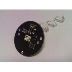 Светодиодная лампа LEDLAMP MR16 1W 110Lm