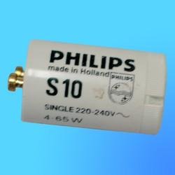 Стартер для люминесцентных ламп Philips S10  220В