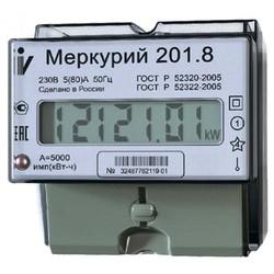 Меркурий 201.8 10-80А; 220В (цена от 700 руб. до 568 руб.)