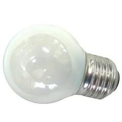 Лампа накаливания Philips Е27  60 Вт шар матовый, Р45FR