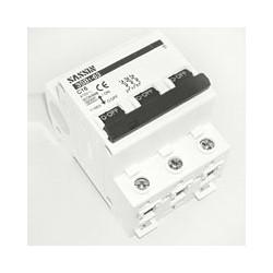Автоматический выключатель SASSIN 1P 16A   3SB1-63