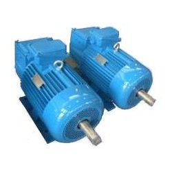 Крановый электродвигатель MTF 611-10   45/570