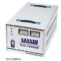 Стабилизатор электрического напряжения SASSIN SVC-10000