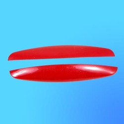 """Вставка """"Zirve"""" красная, боковая 6010117706 (El-Bi)"""