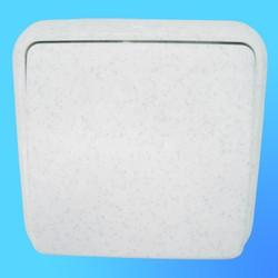 Выключатель 1 СП С16-001 мрамор (Ростов)