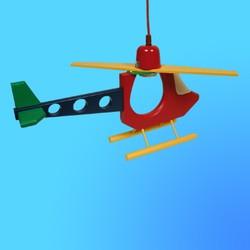 """Светильник детский подвесной MDG92 """"Вертолет"""", 1хЕ27х60W (размер 400х280)"""