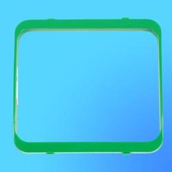 """Вставка """"Tuna"""" зеленая 6020127706 (El-Bi)"""