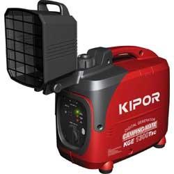 Электростанци  бензинова  инверторного типа Kipor KGE1300TSc