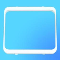 "Вставка ""Tuna"" белая 6020102706 (El-Bi)"