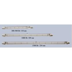 """Лампы линейные галогенные """"GE"""",""""OSRAM""""(кг) 150w(78mm,117mm),200w,300w,500w(117mm),1000w(189mm,254mm),1500w(254mm)"""