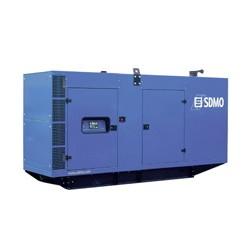 Дизель-генераторная установка фирмы SDMO  V350K-IV в кожухе