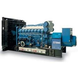 Дизельная генераторная установка SDMO Pacific II T900