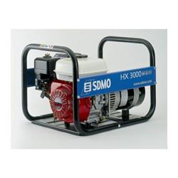 Генератор бензиновый SDMO HX 3000. Портативный бензогенератор 3.0 кВт.