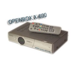 Ресивер Openbox X600