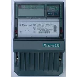 Меркурий 230АRT-00 PQRSIDN 5-7,5А; 3*57,7/100В; 0,5s/1,0 (цена от 5.550 руб. до 4.475 руб.)