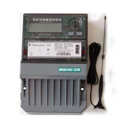 Меркурий 230АRT2-03 PQCSIGDN 5-7,5А; 3*220/380В; 0,5s/1,0; GSM-модем; 2 направления учета - (снят с производства в 2014)