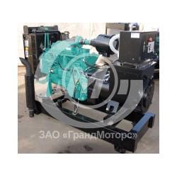 Дизельный генератор  GMC150 номинальной мощности - 135 кВА