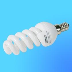 Лампа энергосберегающая Camelion Е-14 13Вт 220B LH-13-AS-M Daylight (6400К) (спиральна MINI)