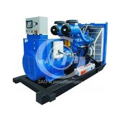 Дизельная электростанция  GMV550P номинальной мощности - 500 кВА