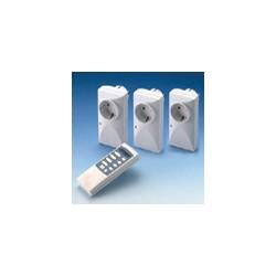 Набор радиоадаптеров для розетки с пультом