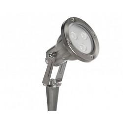 Светильник газонный арт. 9054A, для освещения газонов, клумб, деревьев. Ландшафтная подсветка